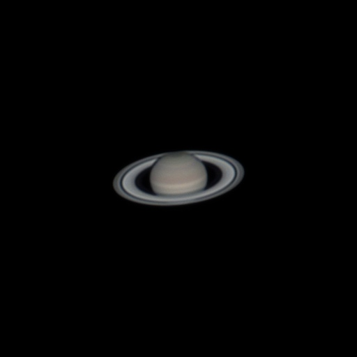 Saturn: June 12, 2015  TEC 140, 4X PowerMate, ASI120MC-S color camera.   Stacked 10% of about 11500 frames. Frame rate was about 33 FPS. 65% to 75% histogram. Gain was between 95 and 100. I am very impressed with my TEC 140 scope being able to magnify to 3920mm focal length.  Captured with FireCapture. Used dark subtraction and ROI of 512x512 during capture. Single 6 minutes video. Stacked, RGB Aligned, Sharpened and Drizzle 1.5X with AS!2. Color balance with Registax.