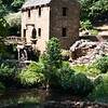 August 21, 2014<br /> <br /> THE OLD MILL <br /> <br /> It was featured in the opening scene of Gone With the Wind. It's believed to be the only remaining structure from that movie.  The Old Mill was nationally recognized in 1986 by being placed on the National Register of Historic Places. <br /> <br /> T.R. Pugh Memorial Park<br />  3800 Lakeshore Drive<br />  Little Rock, AR