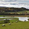 Views at Leighton near Ironbridge.