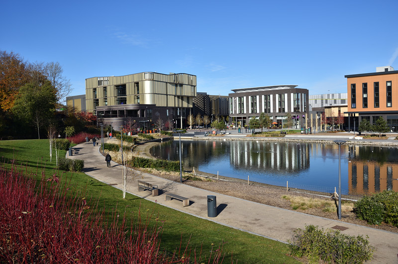 Southwater, Telford.