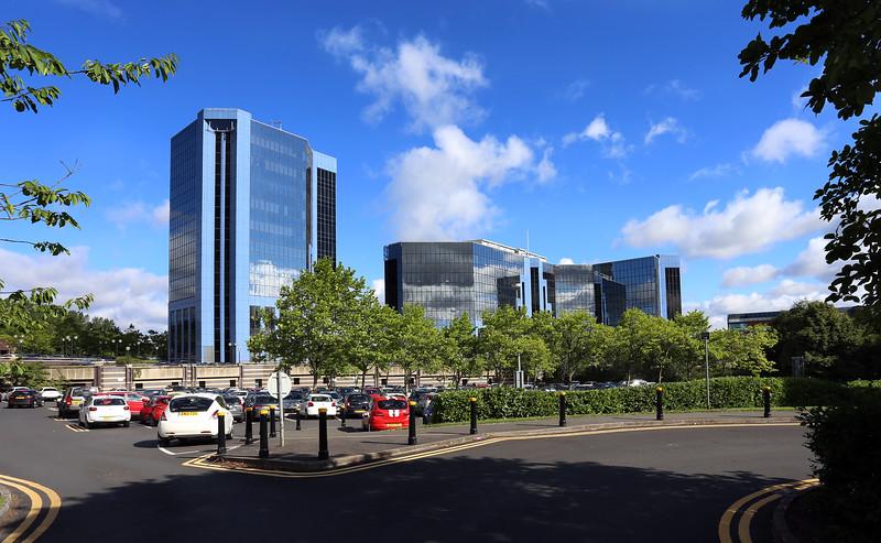 Office buildings, Telford.