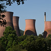 The power station, Ironbridge.