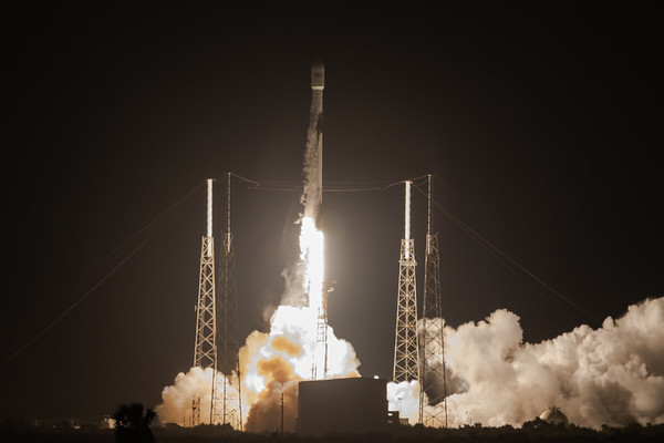 Telkom4 by SpaceX
