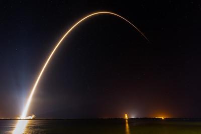 Telkom4 by SpaceX
