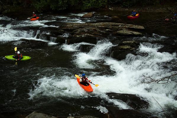 Tellico River Mar. 29, 2014