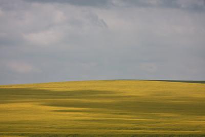 Near Hanna Alberta