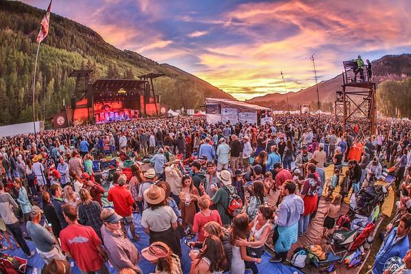 Telluride Bluegrass 2017