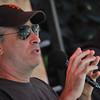 Director Jon Stewart speaks at a seminar at Elks Park