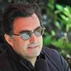 Journalist Maziar Bahari speaks at a seminar at Elks Park