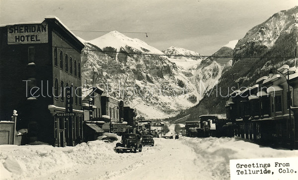 2005-01-128: Greetings From Telluride, Colo.