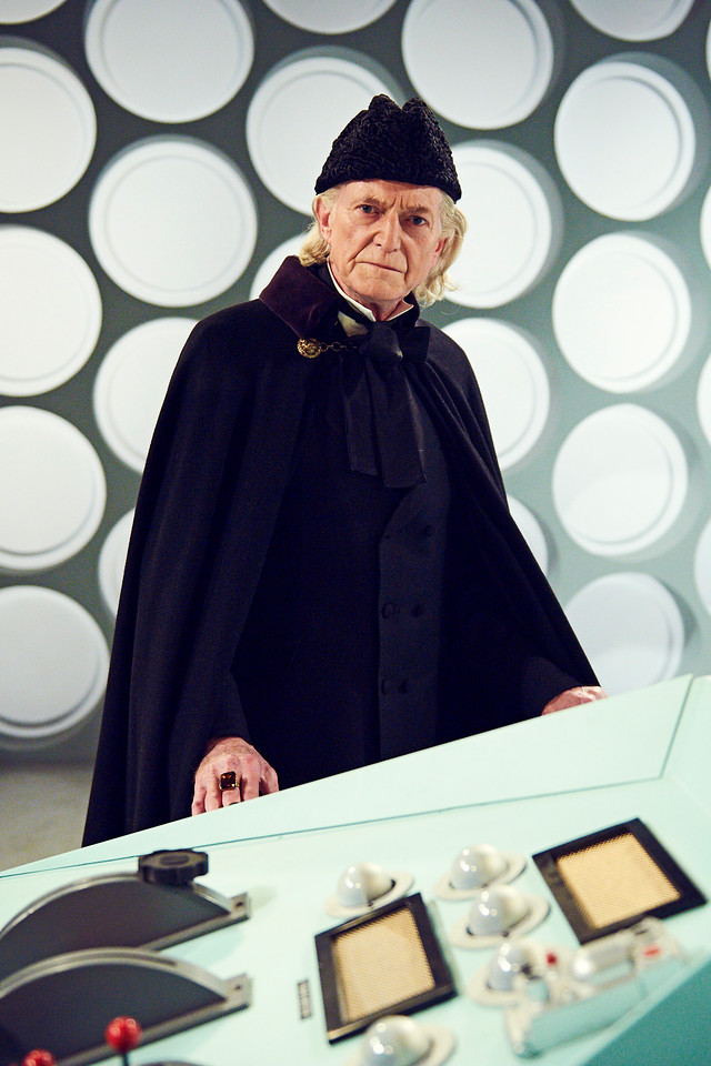 An Adventure in Space and Time. BBC 2