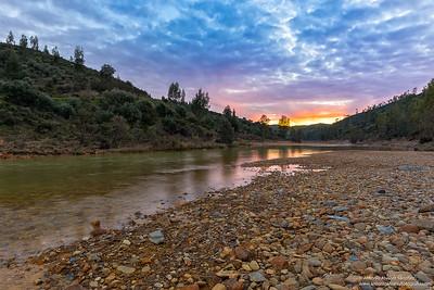 A orillas del rio Odiel / Edge river Odiel