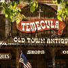Old Town Temecula, California