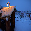 Snow in Temecula Wine Country