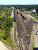 Englehart rail yards