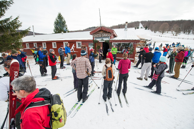 White Grass_Hash Ski_Canaan Valley_West Virginia_photo by Gabe DeWitt_January 11, 2015-9