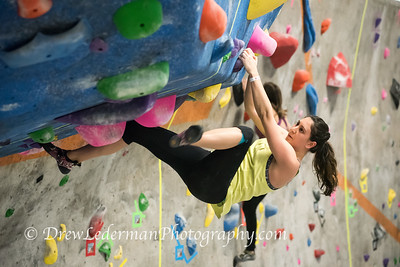 Boulder Brawl: Recreational and Advanced Competition