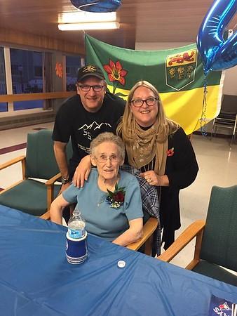 Aunt Ruth 90th
