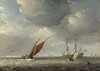 Small Dutch Vessels in a Breeze