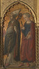 A Bishop (Donatus?) and a Female Martyr (Antilla?)