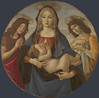 The Virgin and Child with Saint John and an Angel