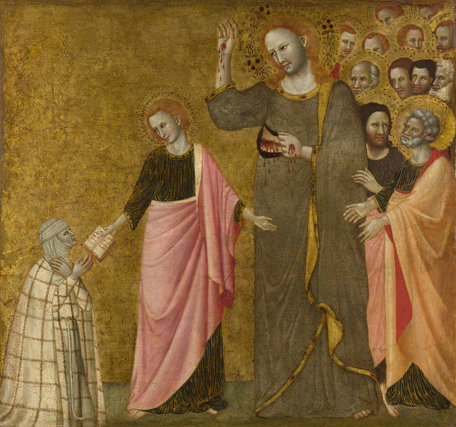 Vision of the Blessed Clare of Rimini