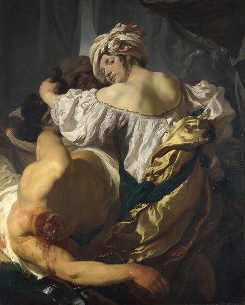 Judith in the Tent of Holofernes