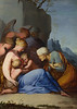 The Holy Family with Saints and Angels