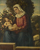 The Virgin and Child with Roses and Laurels