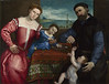 Portrait of Giovanni della Volta with his Wife and Children