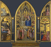 The Coronation of the Virgin, and Other Scenes