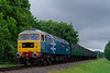 47579 at Stable Lane with the 10:00 Alton - Alresford, on 1st June 2018.
