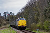 37901 passes Alresford Outer Home signal, with the 16:25 Alresford - Alton, <br /> on 28th April 2013.