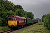 31466 at Stable Lane, with the 11:40 Alton - Alresford, on 5th September 2014.