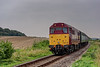 31466 at Northside Lane, with the 15:40 Alton - Alresford, on 5th September 2014.