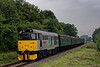 31271 at Stabble Lane, with the 09:35 Alton - Alresford, on 5th September 2014.