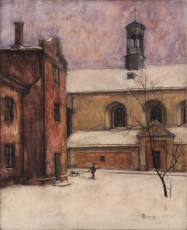Snigna st. Lviv