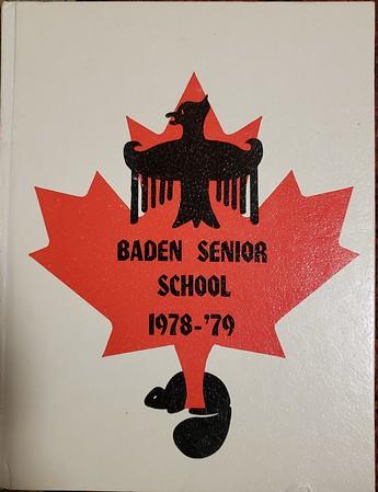 Baden Senior School 1978-1979 Yearbook
