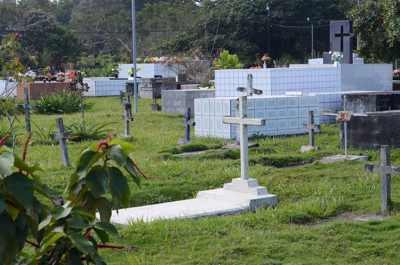 Graveyard at the airport???