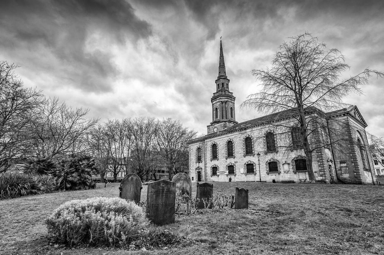 St Paul's Church, Jewellery Quarter, Birmingham