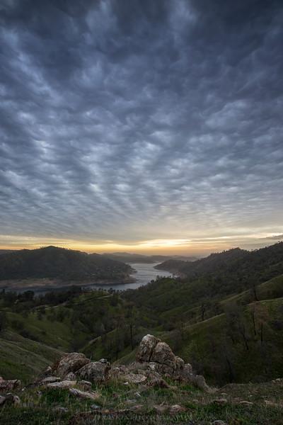 Madera County Sunset - IMG#5591