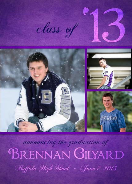 Brennan Invite
