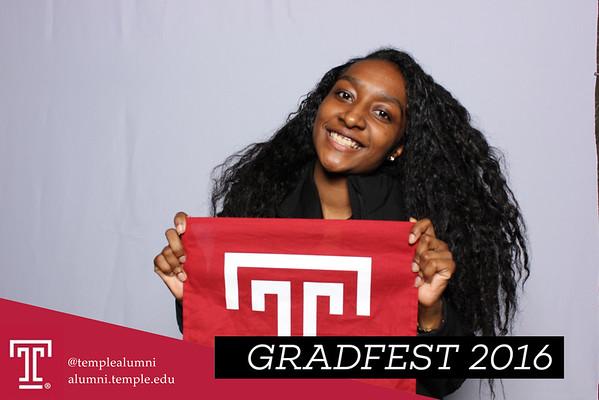 Temple Gradfest 2016