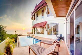 Temple House Villa, Kantiang Bay, Koh Lanta
