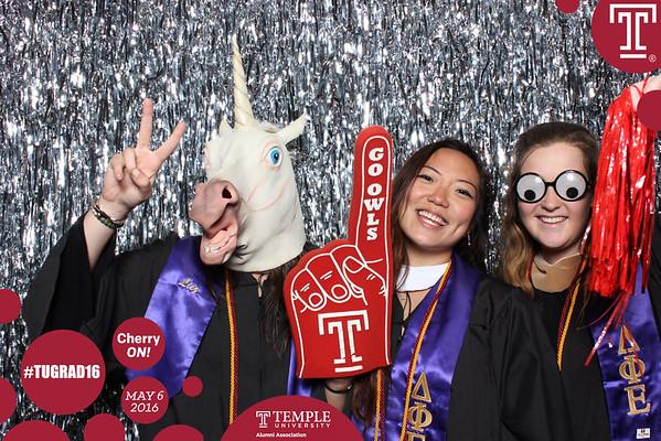 Temple University Commencement 2016