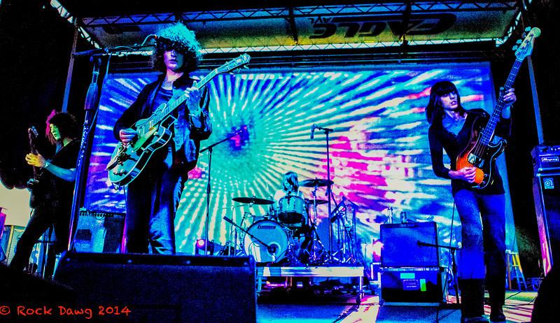 TEMPLES Austin Psych Fest 2014