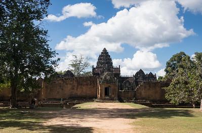 Banteay Samre Temple in Cambodia