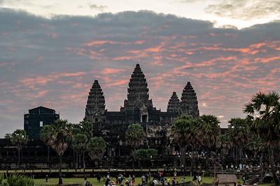 2019, Cambodia, Angkor Park, Angkor Wat Temple