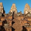 2019, Cambodia, Angkor Park, Pre Rup Temple