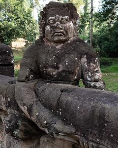 2019, Cambodia, Angkor Park, Preah Khan Temple